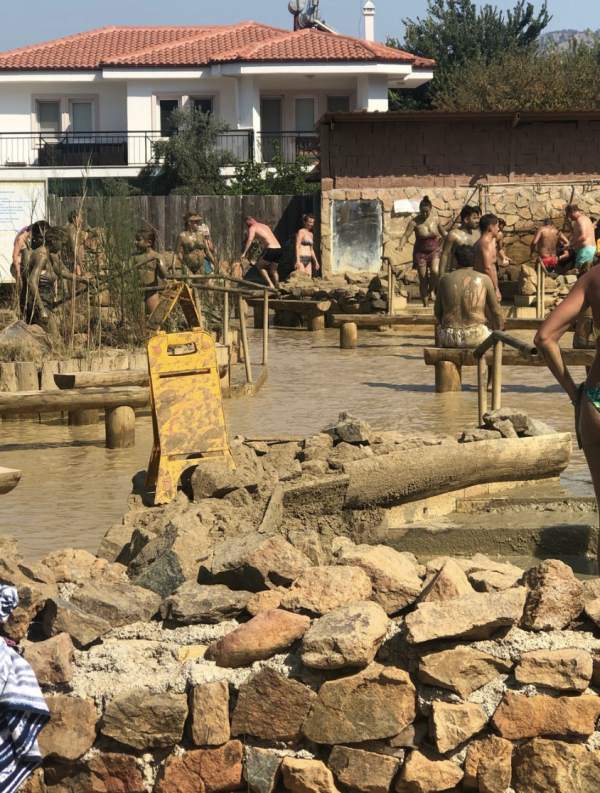 Dalyan Mud Bath