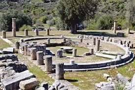kaunos antik kenti